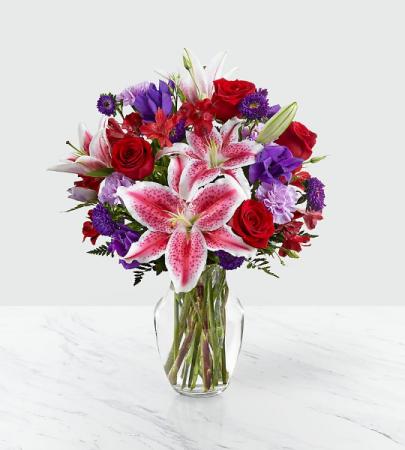 Stunning Beauty Vase Arrangmenet