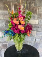 Stunning Serendipity Flower Arrangement