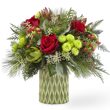 Stunning Style Vased Arrangement