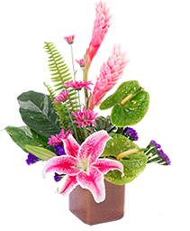 Stunning Surprise Flower Arrangement