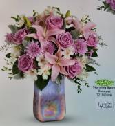 Stunning Swirls Bouquet