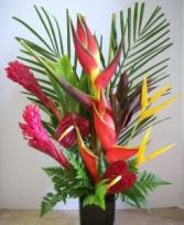 Stunning Tropical Arrangement