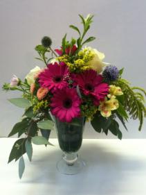 stunning vase arrangement