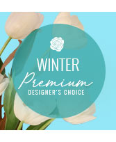 Stunning Winter Florals Designer's Choice