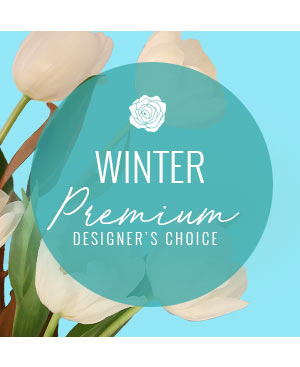 Stunning Winter Florals Designer's Choice in Port Dover, ON | Upsy Daisy Floral Studio