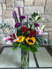 Style CUSTOM ARRANGEMENT