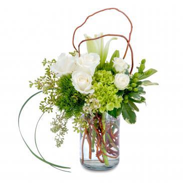 Styled Floral Arrangement