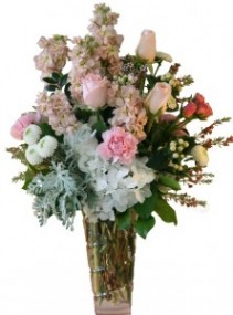 STYLISH ARRIVAL  Arrangement of Flowers