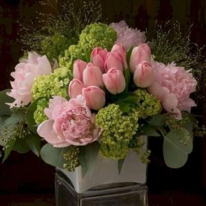 STYLISH EASTER ELEGANT MIXTURE OF FLOWERS in Houston, TX | Bella Flori
