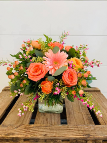 Stylish Spring Floral Arrangement