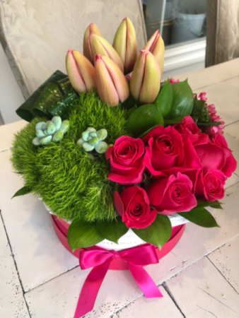 Stylish Summer Flower Box