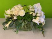 Stylish Sympathy White Flowers Sympathy Flowers