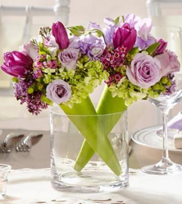 Sublime Centerpiece Wedding Flowers