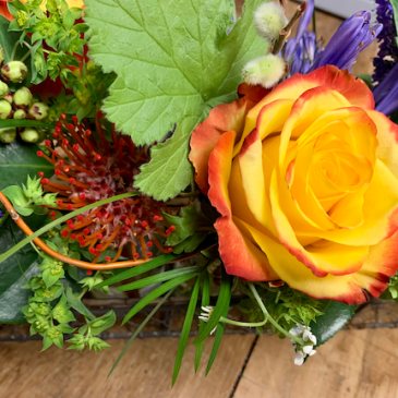 Subscription Flowers Service