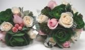 Succulent Wedding Bouquets