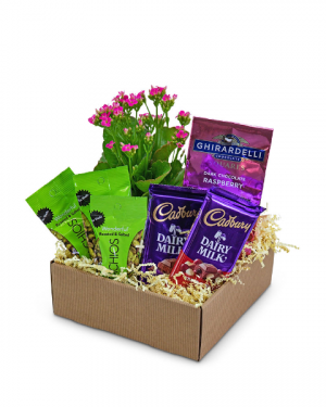 Sugar and Spice Basket Gift Basket in Nevada, IA | Flower Bed