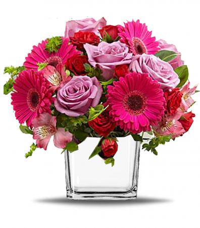 I Adore You Fresh flowers