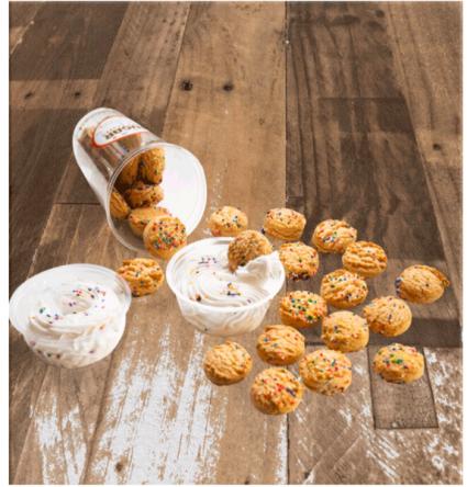 Sugar Cookie Cup Gift Item