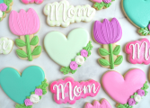 Sugar Cookie Mother's Day