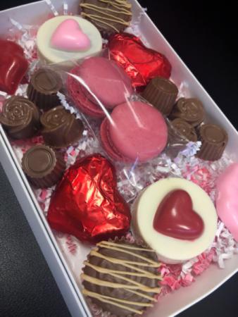 Sugarush Box of Chocolates Chocolates
