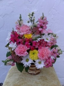 Pastel Basket - Small