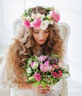 Summer Beauty Bridal Bouquet