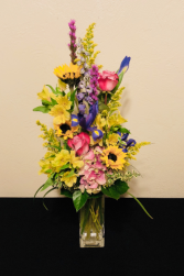 Summer Surprise Vase Arrangement