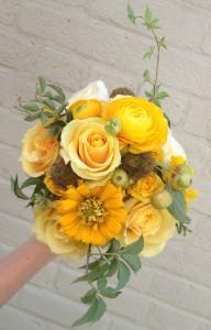 Summer Bliss Handtied Bouquet