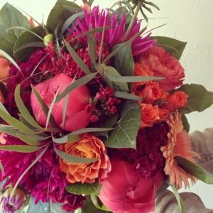 Botany Boho Summer Handtied Bouquet