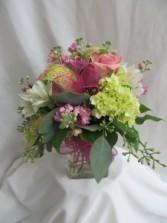 Summer Breeze Fresh Vased Arrangement