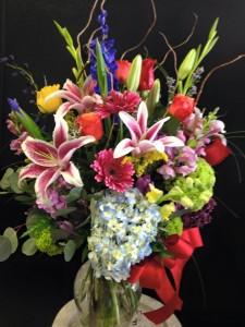 Hydrangea Mix Bouquet