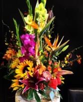 Summer celebration bouquet