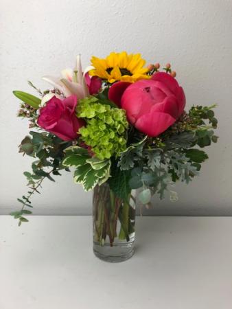 Spellbound Summer Vase Arrangement