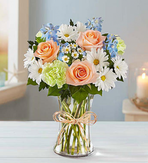 Summer Dunes™ Arrangement in Croton On Hudson, NY | Cooke's Little Shoppe Of Flowers