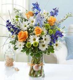 Summer Dunes Enchanted Florist Arrangement