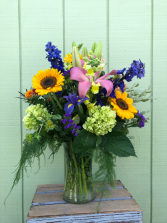 Summer Finale Summer Arrangement