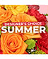 Summer Flowers Designer's Choice