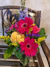 Summer Fresh Vase  #3