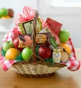 Healthy Fruit basket Fruit & Gourmet Basket