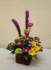 Floral Fun Arrangement