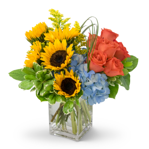 Summer Fun Arrangement in Kirtland, OH | Kirtland Flower Barn