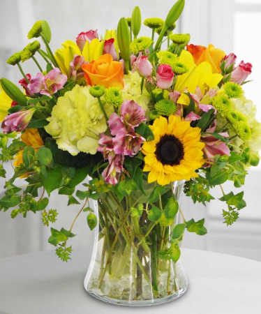 Summer Fun Floral Arrangement