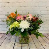 Summer Garden Vase Arrangement