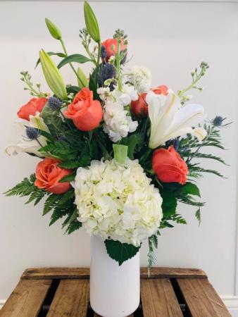 Summer Glow Floral Arrangement