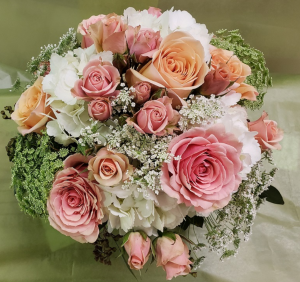 Summer Hues Arrangement in Croton On Hudson, NY | Cooke's Little Shoppe Of Flowers