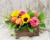 Summer in a Box Fresh Floral Design