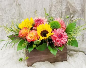 Summer in a Box Fresh Floral Design