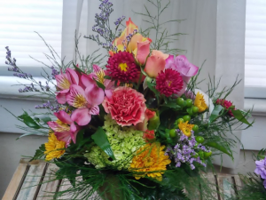 Color blooms  in Nassawadox, VA | Florist By The Sea