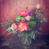 Summer Kickoff Vase Arrangement