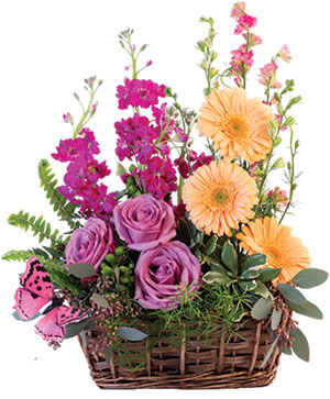 Summer Meadow Floral Design in Mobile, AL | FLOWER FANTASIES FLORIST AND GIFTS